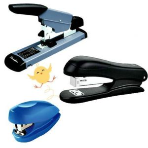 Staplers & Hole Punchers