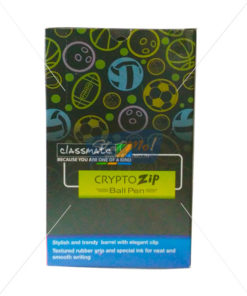 Classmate Crypto Zip Ball Pen by StatMo.in
