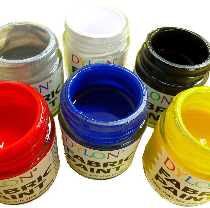 Fabric Paints & Dyes
