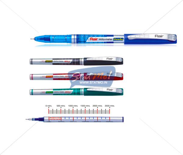 Flair Writo Meter Jumbo Gel Pen by StatMo.in