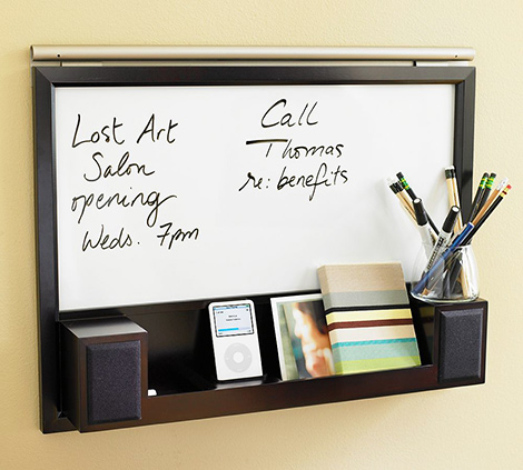 Whiteboard & Accessories
