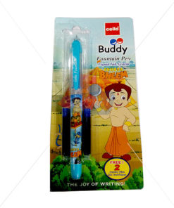 Cello Chhota Bheem Buddy Fountain Pen by StatMo.in