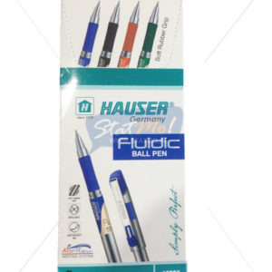 Hauser Fluidic Ball Pen by StatMo.in