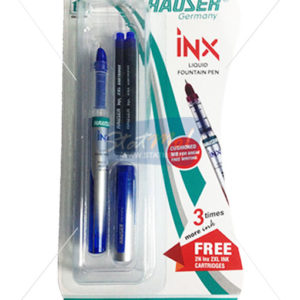 Hauser Inx Liquid Fountain Pen by StatMo.in