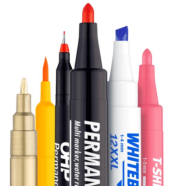 Markers/Hi-Lighter
