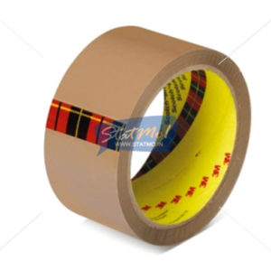 3M Scotch BOPP Packaging Tape-Tan by StatMo.in