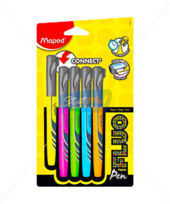 Maped Fluo Connect Hi-Lighters by StatMo.in