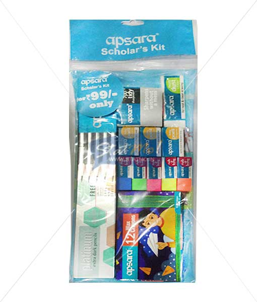 Apsara Scholar's Kit by StatMo.in