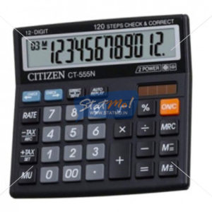 Citizen Calculator Check & Correct Series 12 by StatMo.in