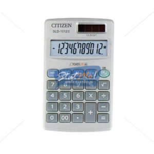 Citizen Calculator Pocket Series (12 Digits) by StatMo.in
