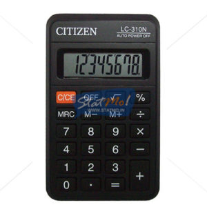 Citizen Calculator Pocket Series by StatMo.in