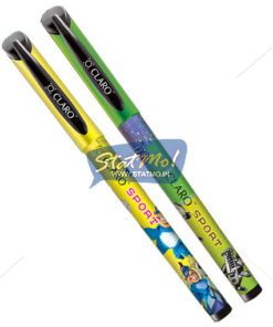 Claro Sporty Ball and Gel Pens Set of 5 by StatMo.in