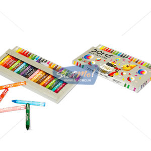Doms Wax Crayons 24 Shades by StatMo.in