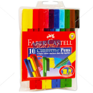Faber Castell Connector Pens 10 Shades by StatMo.in
