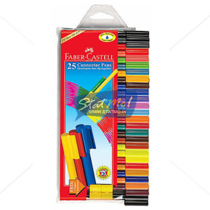 Faber Castell Connector Pens 25 Shades by StatMo.in