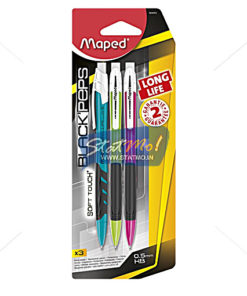 Maped Black Pens Mechanical Pencils by StatMo.in
