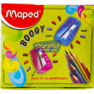 Maped Boogy Sharpeners by StatMo.in