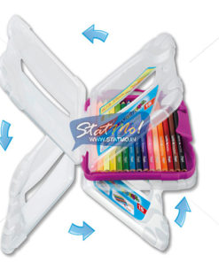 Maped Coloured Pencils Color'Peps X12 + Accessories by StatMo.in