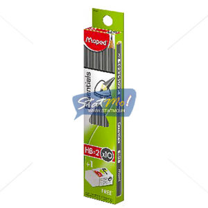 Maped Essential Graphite HB by StatMo.in