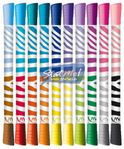 Maped Felt Pens Duo X 10 In Cardboard Pack by StatMo.in
