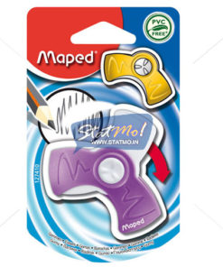 Maped Spin Protective Swivel Case Eraser by StatMo.in
