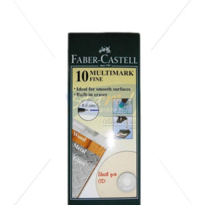 Faber Castell 10 Multimark Fine by StatMo.in