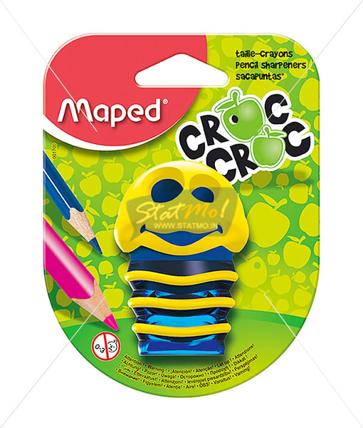 Maped Croc Croc Sharpener by StatMo.in