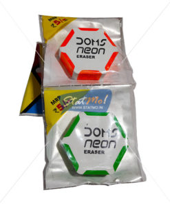 Doms Neon Eraser by StatMo.in