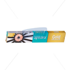 Apsara Gold Pencils by StatMo.in