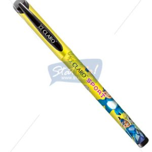 Claro Sport Gel Pens by StatMo.in