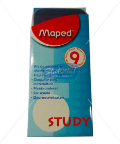 Maped Study Geometry Box by StatMo.in