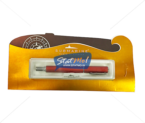 Submarine Tricky Ball Pen by StatMo.in