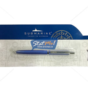 Submarine Jet Metal Ball Pen by StatMo.in