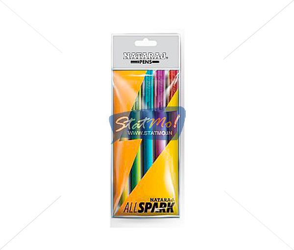 Nataraj All Spark Ball Pens by StatMo.in