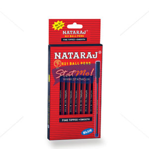 Nataraj Classic Ball Pens by StatMo.in
