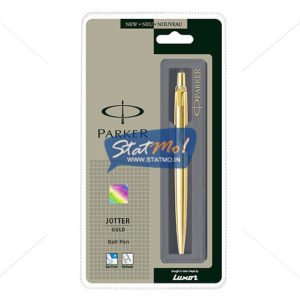 Parker Jotter Gold Ball Pen GT by StatMo.in