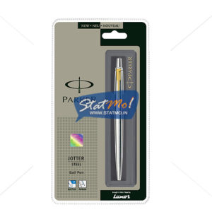 Parker Jotter Stainless Steel GT Ball Pen by StatMo.in