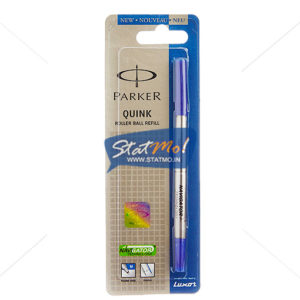 Parker Quink Medium Roller Ball Pen Refill by StatMo.in