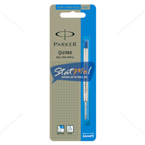 Parker Qunikflow Medium Ball Pen Refill by StatMo.in
