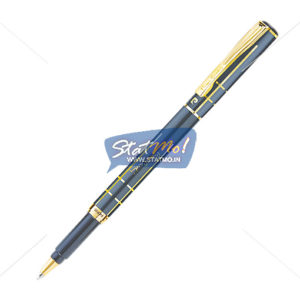 Pierre Cardin Golden Eye Black&Gold Roller Pen by StatMo.in