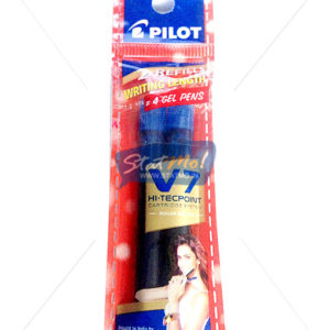 Pilot Hi-Tecpoint V7 Cartridge by StatMo.in