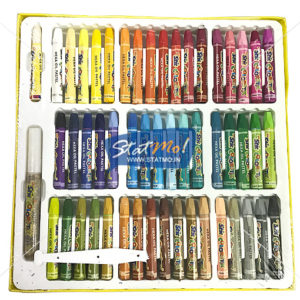 Stic Colorstix Hexa Oil Pastels by StatMo.in