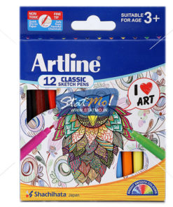 Artline Classic Sketch Pen by StatMo.in