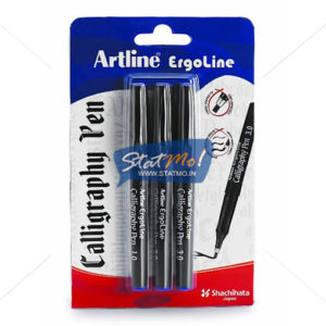 Artline Ergoline Calligraphy by StatMo.in
