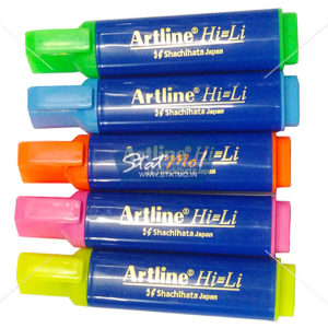 Artline Highlighter Assorted by StatMo.in