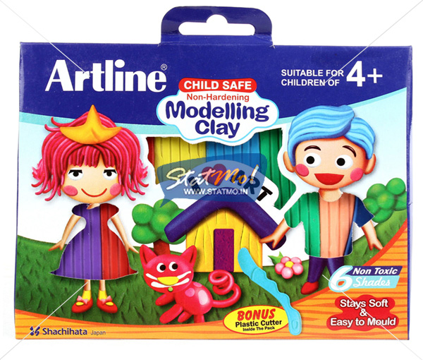 Artline Modelling Clay by StatMo.in