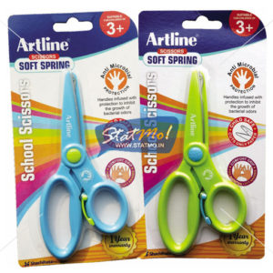 Artline Scissors Soft Spring by StatMo.in