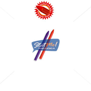 Stic Colorstix Plastic Crayons 15 Shades by StatMo.in