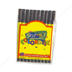 Stic Colorstix Sketch 10 Single Color Set by StatMo.in