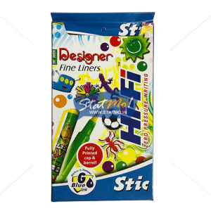 Stic Hi-Fi Fineliner Designer by StatMo.in